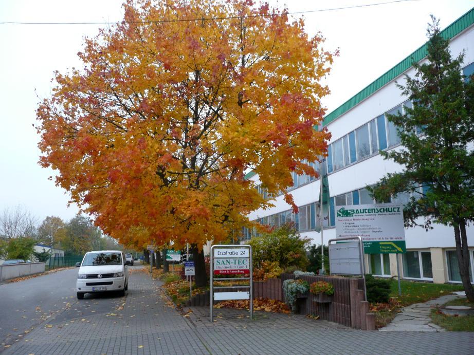 Kundenparkplatz SAN-TEC